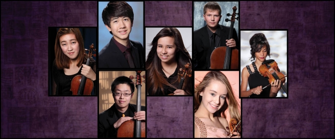Music Institute's Academy Students Fall 2015-2016