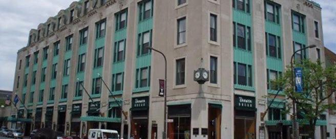 Music Institute of Chicago Main Administrative Building 1702 Sherman Avenue, Evanston, IL