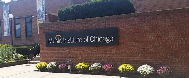 Music Institute of Chicago Winnetka Campus