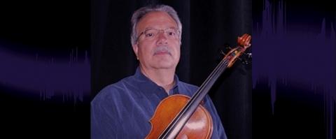 Teacher profile on Bill Kronenberg, violin