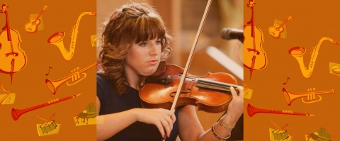 Practice tip from Music Institute Faculty member Carrie Anselmo, violin