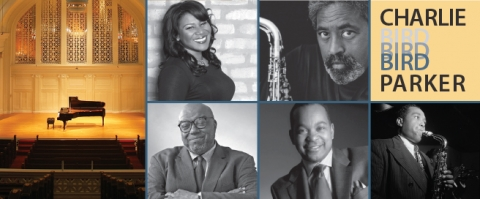 Charlie Parker Jazz Festival Music Institute of Chicago Nichols Concert Hall November 7-8, 2014 Evanston