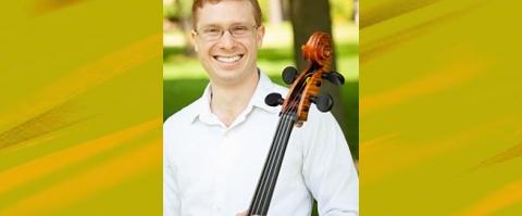 Teacher Spotlight on Daniel Hoppe, cello