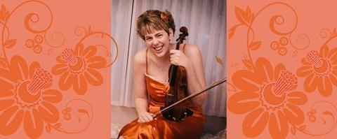 Teacher Spotlight on Gretchen Rebar, violin