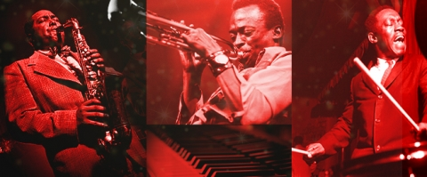 New!  Music Institute presents Virtual Jazz Lectures!  - begins Monday, May 18 at 6:30 pm!