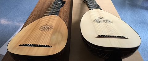Exploration of the Lute Music Institute of Chicago, Evanston, March 6, 2016 at 2:30pm with Joel Spears