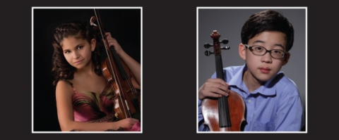 Music Institute of Chicago Students advance in Johansen International Competition for Young String Players