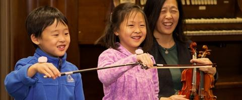 Music Institute presents:  Practice Tip:  Extra-ordinary Practice!