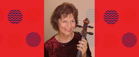 Teacher Spotlight on Tanya Carey, cello