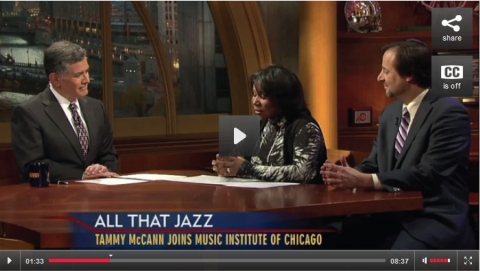 Tammy McCann and MIC Jazz Faculty at the Jazz Showcase Chicago