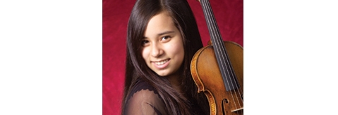 Gallia Kastner Young Artist Concerto & Aria Competition Winner 2013