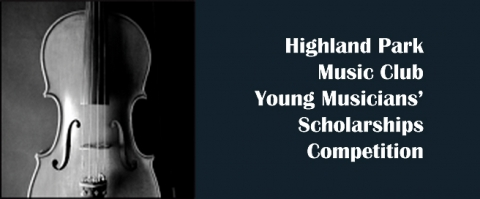 Music Institute John Heo wins Highland Park Music Club Competition