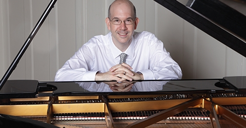 Music Institute of Chicago Piano Faculty Matthew Hagle