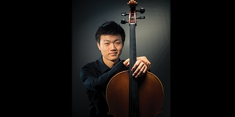 Music Institute of Chicago Academy cellist Nathan Mo