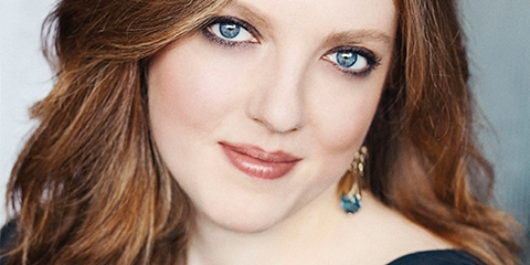 Music Institute of Chicago alumna and concert violinist Rachel Barton Pine