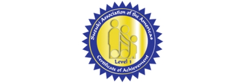 Suzuki Association of the Americas Certificate of Achievement