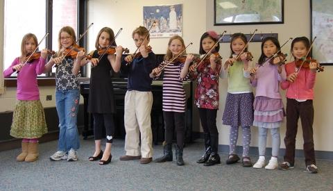Music Institute of Chicago Suzuki Violins