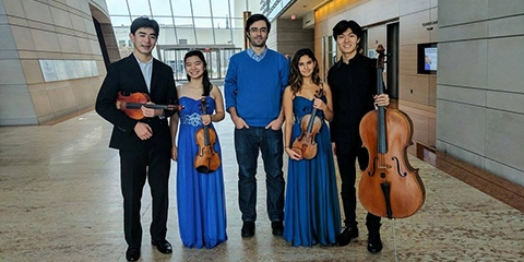Vieira String Quartet