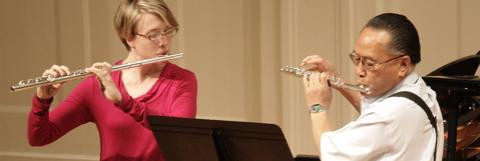 Adult Woodwind Performers