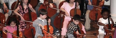 Suzki Cello Festival 1