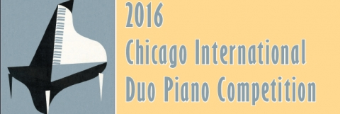 2016 Chicago International Duo Piano Competition