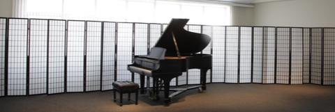 Winnetka Piano Room