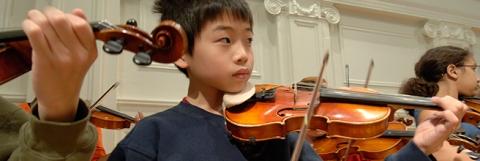 Suzuki Violin Workshop 1