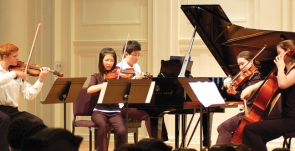 Music Institute of Chicago Chamber Music Program