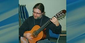 Teacher Spotlight on Jeremiah Benham, guitar