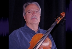 Teacher profile on Bill Kronenberg, violin