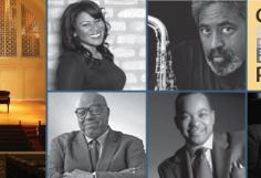Charlie Parker Jazz Festival Music Institute of Chicago Nichols Concert Hall November 7-8, 2014 Evanston