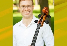 Teacher Spotlight on Daniel Hoppe, cello
