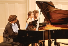 Chicago Duo Piano Festival Winter Mini-Fest March 2-4 Nichols Concert Hall, Evanston