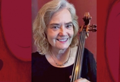 Music Institute's Teacher Spotlight on Elizabeth Anderson, cello