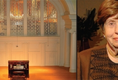 Florence Boone, Life Trustee Music Institute of Chicago