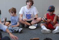Institute for Therapy through the Arts at RIC Caring for Kids Summer Camp