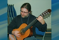 Teacher Spotlight on Jeremiah Benham, guitar