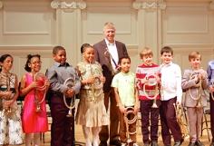 Music Institute of Chicago trumpets