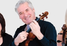 Pinchas Zukerman to Music Institute of Chicago May 20-21, 2018 at Nichols Concert Hall, Evanston