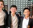 Kairos String Quartet from Music Institute of Chicago Academy