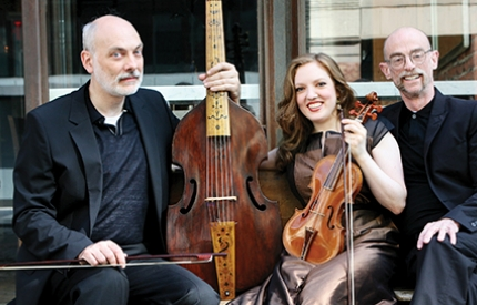 Music Institute of Chicago presents Trio Settecento at Nichols Concert Hall, Evanston on February 18, 2018 at 3pm