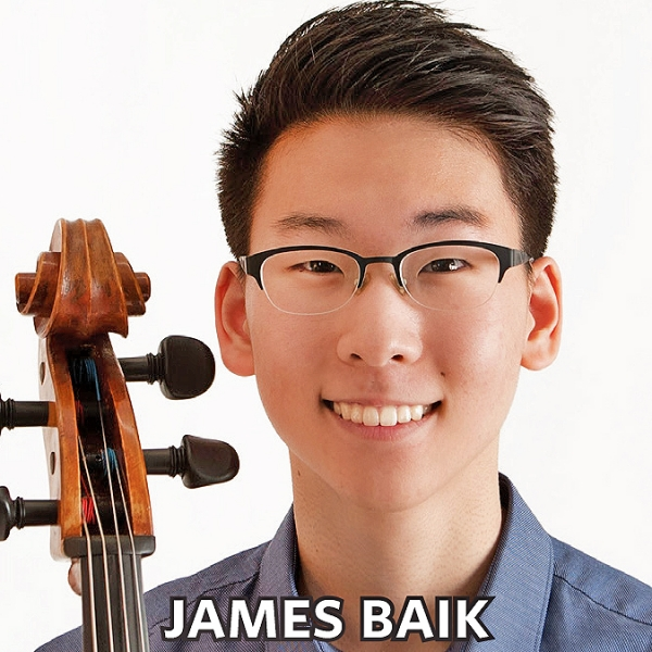 Music Institute Academy's James Baik
