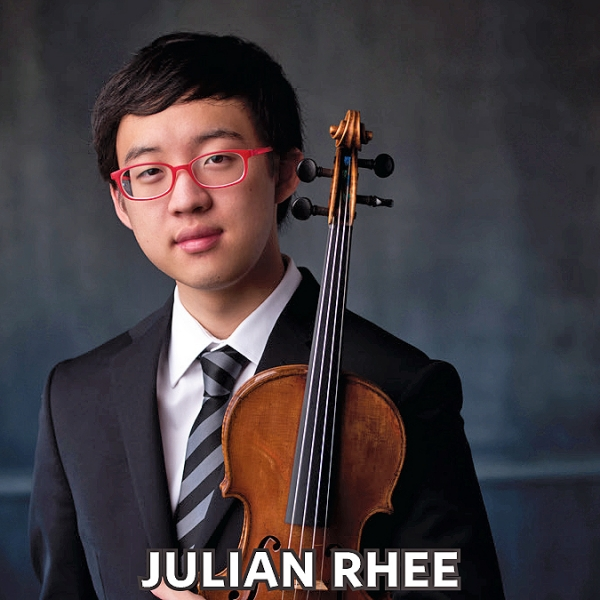 Music Institute Academy ~ Julian Rhee
