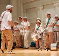MIC Percussion-Evanston Escola de Samba