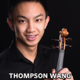 Music Institute's Academy's Thompson Wang