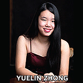 Music Institute's Academy's Yuelin Zhong