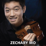 Music Institute's Academy Zechary Mo
