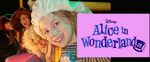Music Institute's Musical Theater Performance of Alice in Wonderland, Jr.