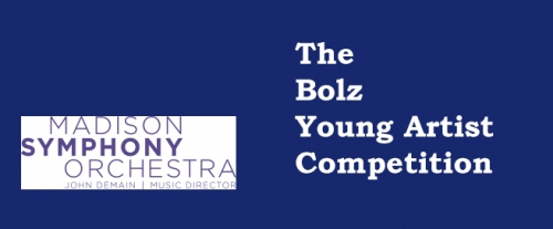 Music Institute's Jonah Kartman is a finalist in the Bolz Young Artist Competition